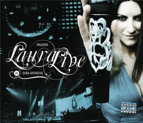 Laura Live World Tour 09: Spanish Version (CD/DVD) (NTSC/Region 0) by 101 DISTRIBUTION