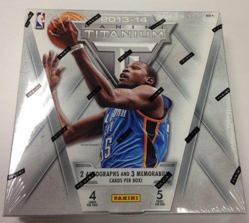 2013/14 Panini Titanium Basketball Hobby Box NBA