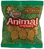 Keebler Animal Cookie, 1-Ounce Single Serve Packs (Pack of 150)