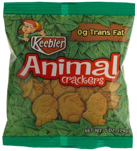 Keebler Animal Cookie 1 Ounce Single
