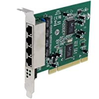SEDNA - PCI 4 Port 10/100 Ethernet Switch