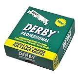 "500 ""Derby Professional"" Single Edge Razor Blades"