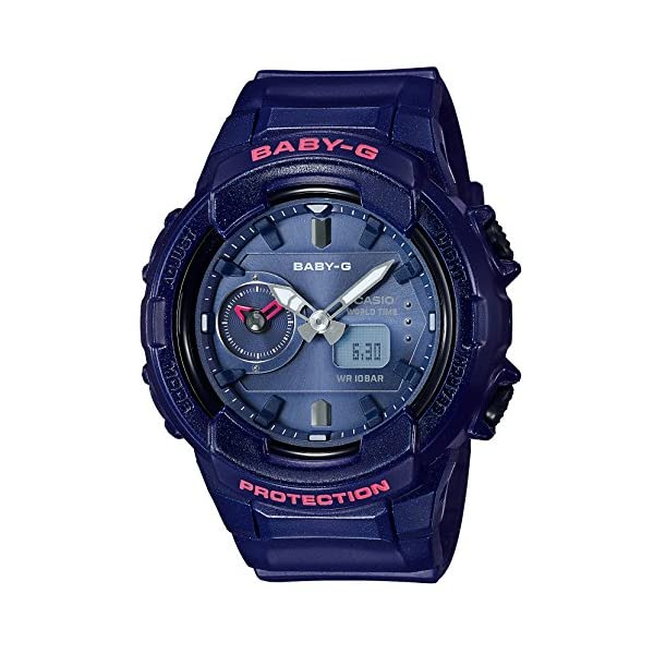 51akk60mBlL. SS600  - CASIO Baby-G BGA-230S-2AJF Womens Japan Import