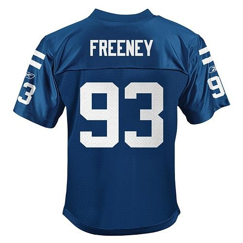 Reebok® Indianapolis Colts Dwight Freeney Jersey Youth ()
