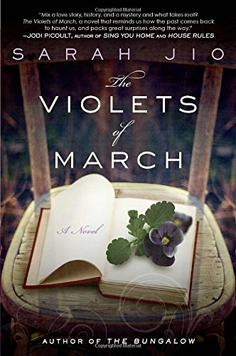 The Violets of March: A Novel (Violet Design)