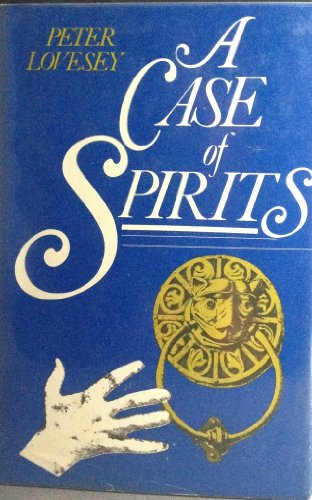 (A case of spirits (A Red badge novel of suspense))