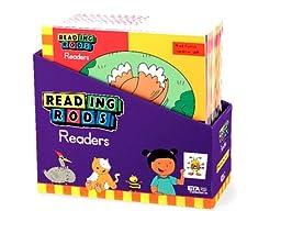 ETA hand2mind Reading Rods Readers Add-On-Set - Word Families