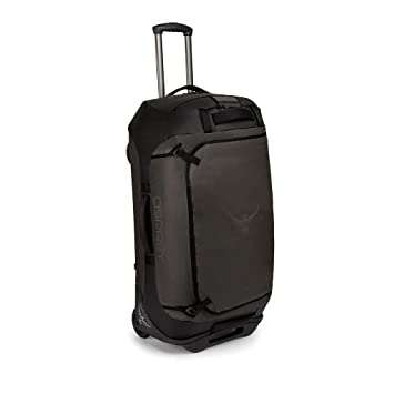 c16ad61a1aa Osprey Rolling Transporter 90 Unisex Durable Wheeled Travel Pack - Black  (O/S)