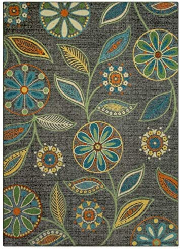 Maples Rugs Reggie Floral Area Rug