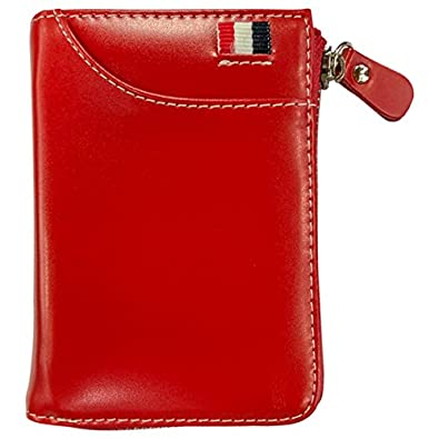 a10899fd1d49 二つ折り財布 牛革 コンパクト メンズ ミニ財布 薄い 財布 多機能 L字ファスナー ショート