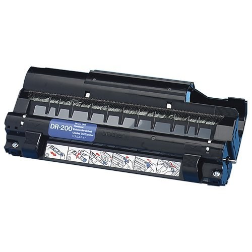 (Brother OEM Printer DR200 DRUM UNIT (BLACK) For INTELLIFAX2600 (DR200) -)