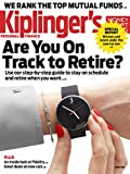 KIPLINGER'S PERSONAL FINANCE provides down-to-earth advice on managing money and achieving financial security. We provide our readers with trustworthy information and practical guidance on saving, investing, planning for retirement, paying for colleg...