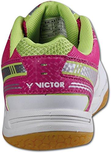 VICTOR 807/4/0 - Zapatillas de deporte para hombre, color rojo, talla 40