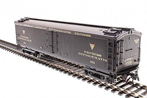 """Broadway Limited 1854 HO Scale GACX 53'6"""" Wood Express Reefer GARE #903/927 (2)"""