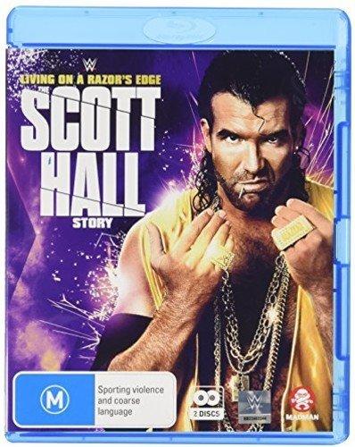 Wwe: Living on a Razor's Edge - Scott Hall Story [Blu-ray]