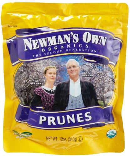 Newman's Own Organic Prunes