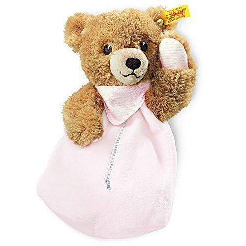 Steiff Sleep-Well-Bear Heat Cushion - Pink from Steiff