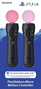 PlayStation Move Controllers Twin Pack