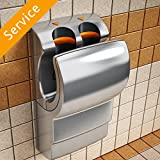 Electric Hand Dryer Replacement