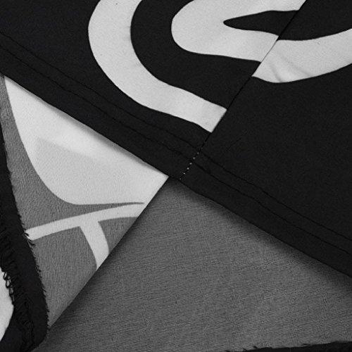 Courte Manche Cou Trois T Noir Quarts Manches Mode Chemise La Shirt Dcontract pour Femme Trydoit O Blanche Blouse PZdw6qII