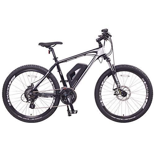 Prague Electric Mountain Bike 468Wh 36V/13AH Black 26'