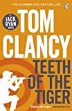 Front cover for the book The Teeth of the Tiger by Tom Clancy