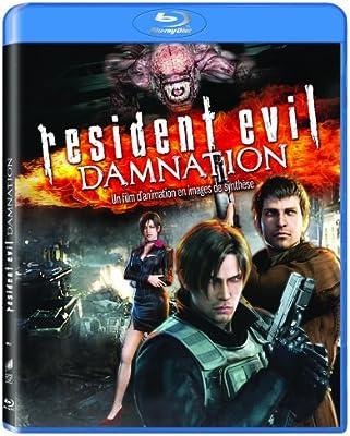 Resident Evil : Damnation [Francia] [Blu-ray]: Amazon.es: Makoto ...