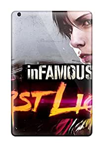 Hot Perfect Tpu Case For Ipad Mini 3/ Anti-scratch Protector Case (infamous: First Light) 6566462K72107901