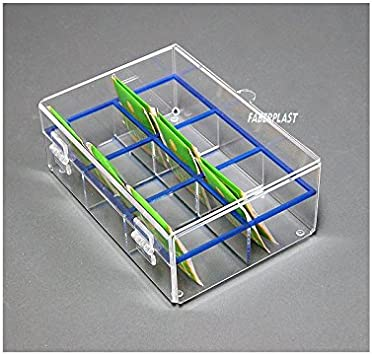Faberplast Caja de Infusiones, Metacrilato, 20x14x7 cm: Amazon.es ...