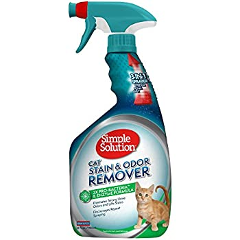 Amazon Com Simple Solution Extreme Stain And Odor Remover