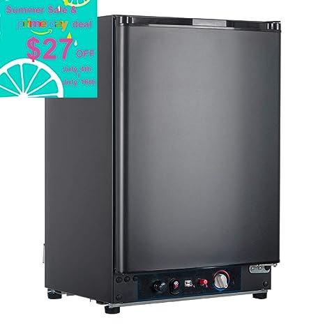 3 Way Refrigerator >> Amazon Com Smad 3 Way Refrigerator 12v Fridge For Rv Trucks Peopane