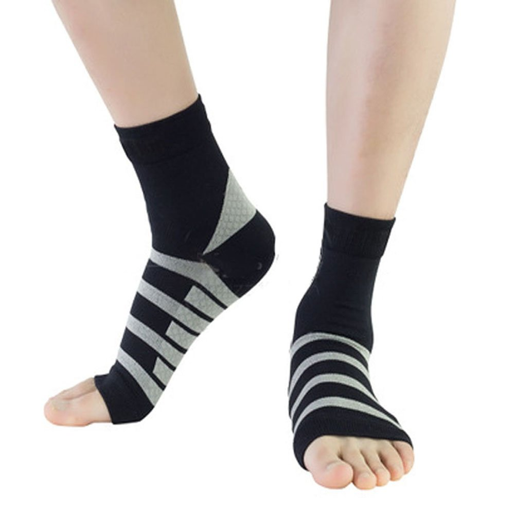 Ankle Support Breathable Ankle Brace Compression sleeve Injury Recovery For Sport Ankle Sprain Men Women