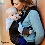 Beco Baby Butterfly II ORGANIC Carrier In Espresso
