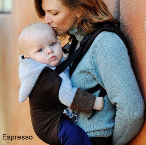 39815e94dff Buy Beco Baby Butterfly II ORGANIC Carrier In Espresso Online at Low Prices  in India - Amazon.in