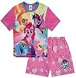 My Little Pony Girls Short Pyjamas (7-8 Years 128cm)