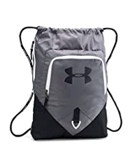 Under Armour Undeniable Sackpack, Graphite/Black, One Size