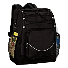 16.5 inch 20 can backpack cooler & lunch bags (Weather, water resistant and leak proof!)