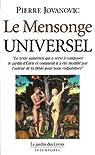 Le Mensonge Universel par Jovanovic