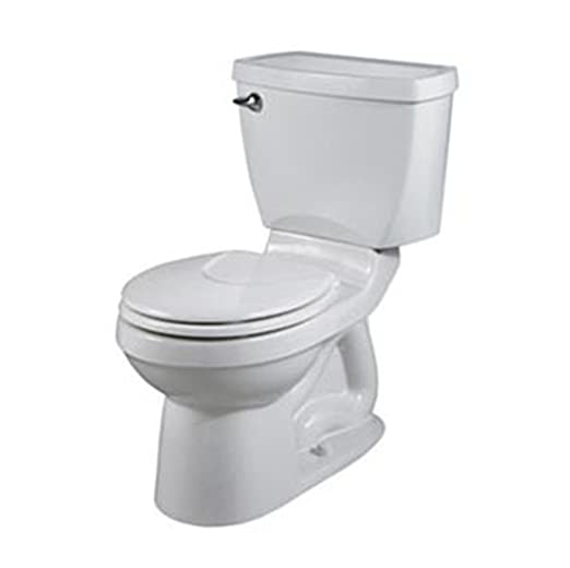 american standard champion4 round front combination twopiece toilet white amazoncom - Power Flush Toilet
