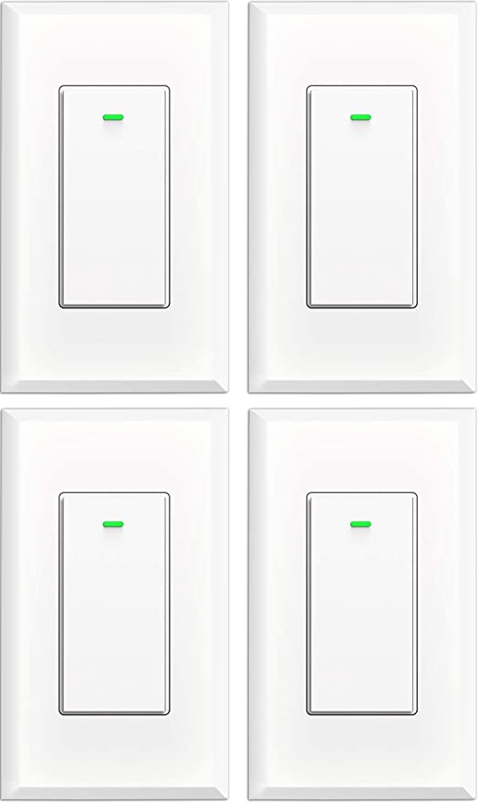 on when wiring a light switch