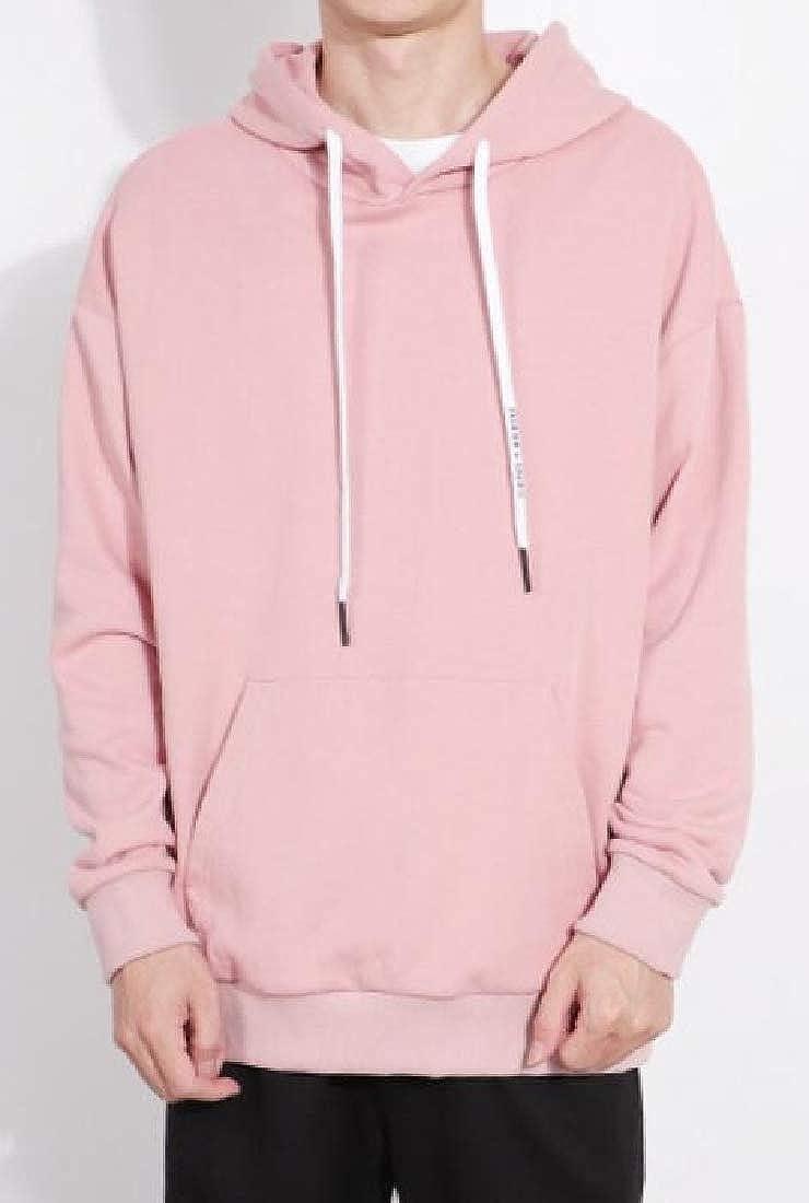 Joe Wenko Mens Hoodies Top Long Sleeve Casual Pullover Sweatshirts