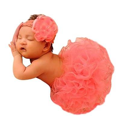 BabyMoon Babyu0027s Tutu Skirt With Headband Net Clothing Photography Props - (Set Of 2)  sc 1 st  Amazon.in & BabyMoon Babyu0027s Tutu Skirt With Headband Net Clothing Photography ...