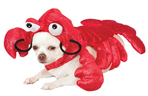 (Rubie's Mr. Claws Lobster Pet Costume,)