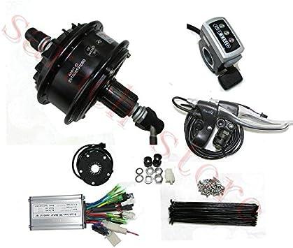 sarach store 350 W 36 V acoplador de buje Motor eléctrico ...