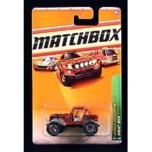 MBX 4x4 Jungle Explorers Series (#5 of 6) MATCHBOX 2010 Basic Die-Cast Vehicle (#99 of 100)