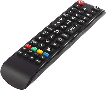 DDGEDMMS - Mando a distancia universal para televisores Samsung LCD Smart TV: Amazon.es: Bricolaje y herramientas