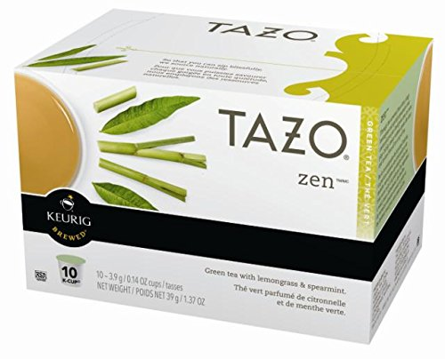 Tazo Zen Green Tea K-Cup, 10 ct (Pack of 6) by TAZO (Image #12)