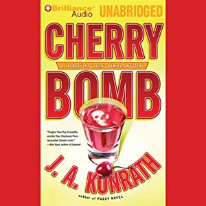 Cherry Bomb Audiobook