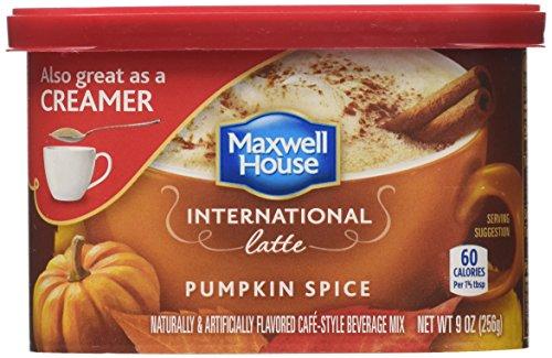 Maxwell House International Pumpkin Spice Latte (9 oz) 2 - International Shopping Online