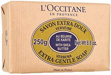 L'Occitane Shea Butter Extra-Gentle Verbena Soap, 8.8 oz.